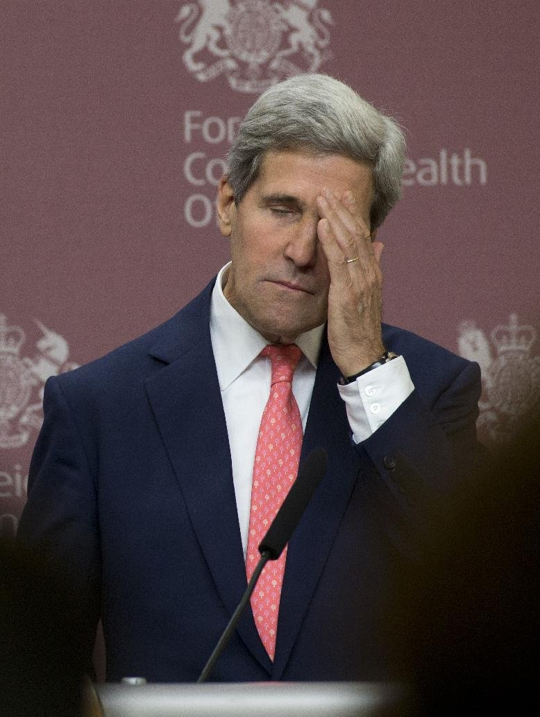 Foot-In-Mouth Kerry
